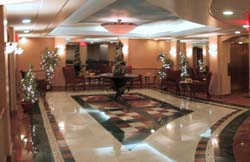 Ramada Hollywood Lobby